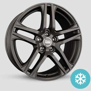jantes mam rs2 finition winter proof hiver titan-grey-hiver