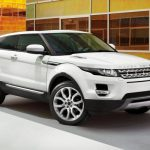 Land Rover, Jante EVOQUE