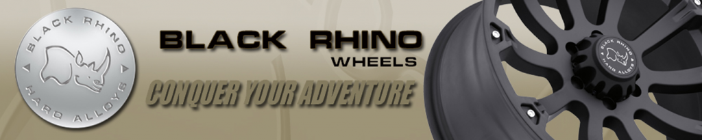 Jante Peak Black Rhino Wheels